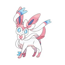 As The Latest Member Of The Eevee Evolutions, Sylveon Utilizes The Latest  Type: Fairy Type. Which Means, Sylveon Has A Big Advantage Against Those  Nasty ...