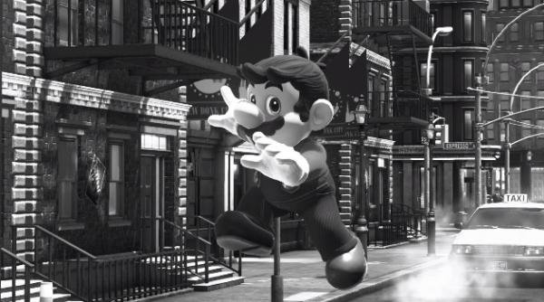 Snapshot Mode in Super Mario Odyssey