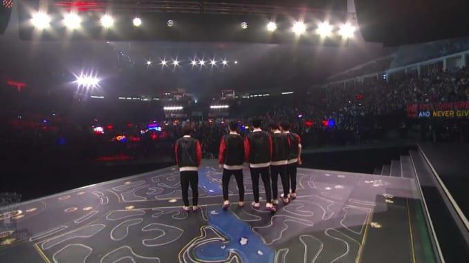 Team WE - Semifinals-bound