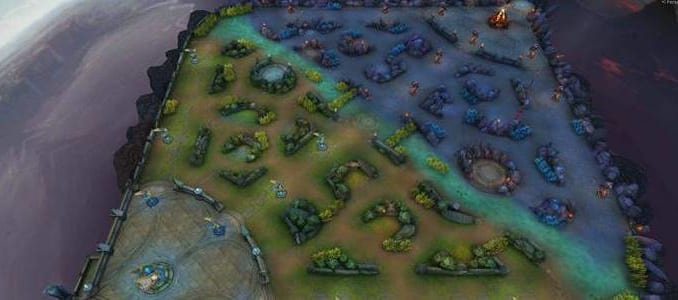 Arena of Valor Tactics related Glossary