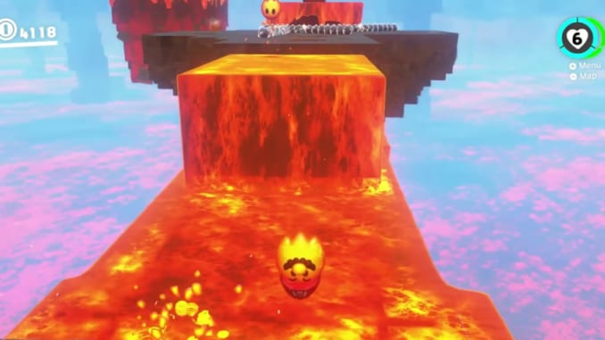 Fireball Puzzle - Darker Side Kingdo