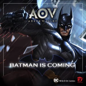 Arena Of Valor Hero Release Batman