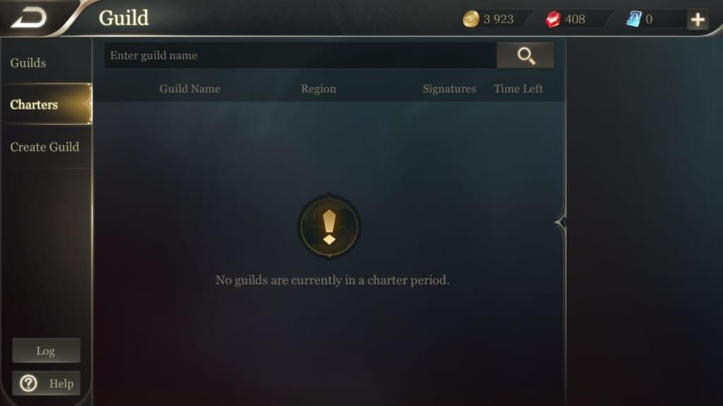 Arena of Valor Guilds 4