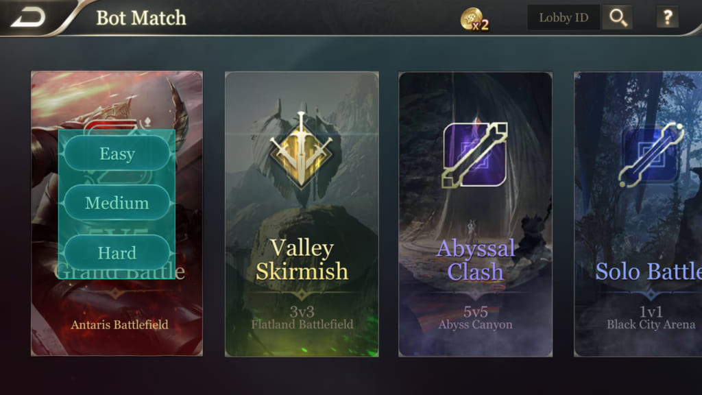 Arena of Valor Bot