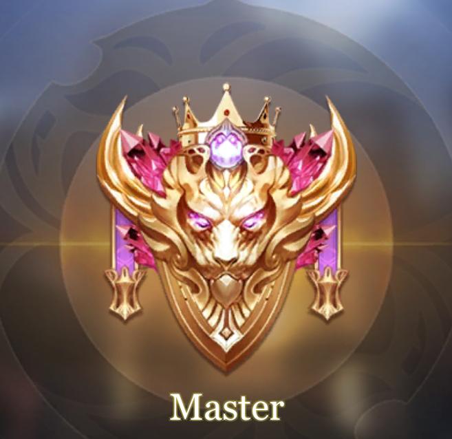 Arena of Valor Master