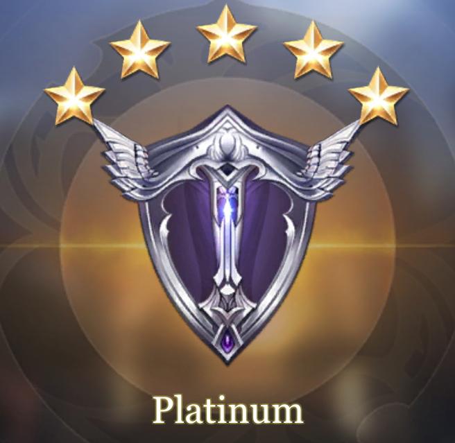 Arena of Valor Platinum