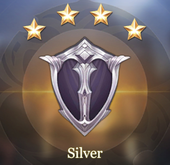Arena of Valor Silver