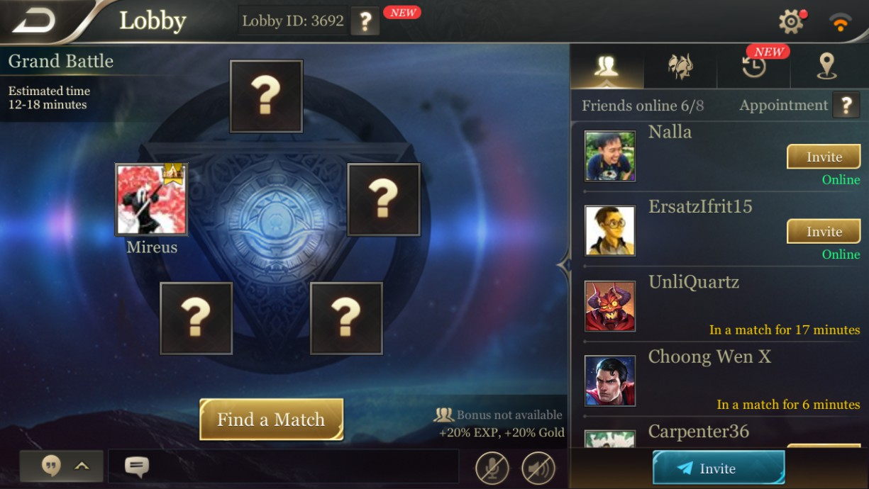Arena of Valor Casual Match 2