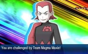 Team Magma Leader Maxie