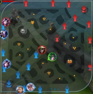 Arena of Valor Towers
