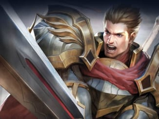 Arena of Valor Warrior