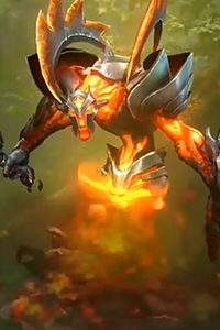 Arena of Valor Legend Fire Zill