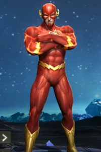 Arena of Valor Default The Flash