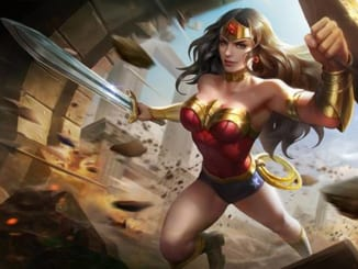 AoV Wonder Woman