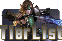 arena of valor hero tier list