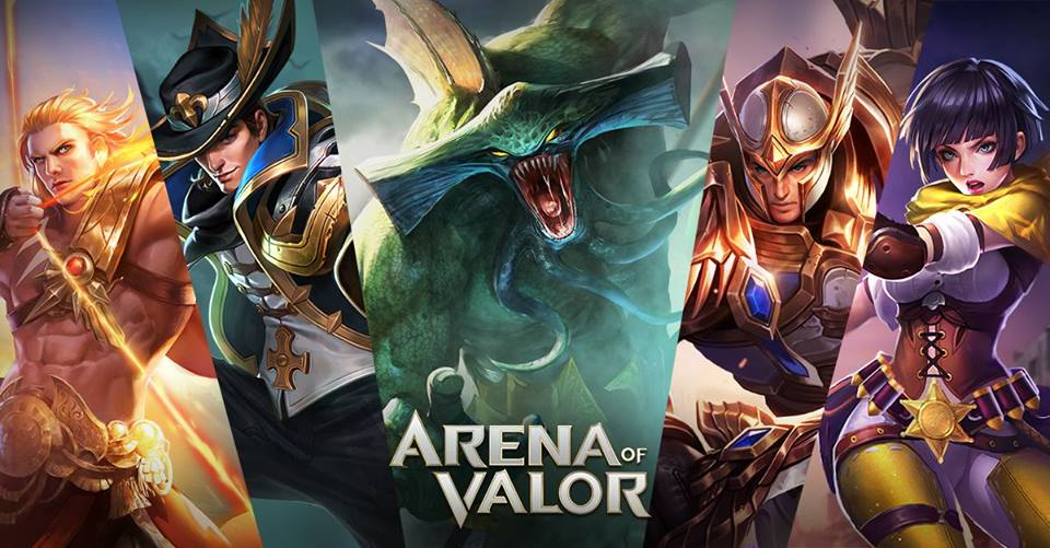 Arena Of Valor Aov Heroes List Stats Guides And Item Builds