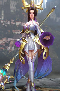 Diao Chan (Archmage Skin)