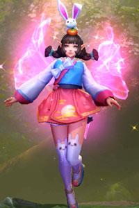 Arena of Valor Lunar Fairy Krixi