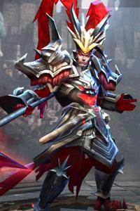 Arena of Valor Default Lu Bu