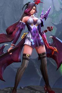 Arena of Valor Fatal Scythe Mina