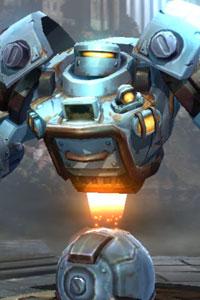Arena of Valor Real Steel Omega