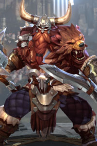 Arena of Valor Default Ormarr