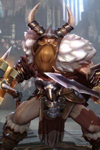 Arena of Valor Viking Ormarr