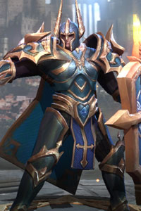 Arena of Valor Chief Knight Thane