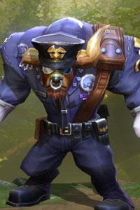Arena of Valor Officer Toro