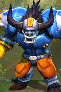 Arena of Valor Skin2 Toro