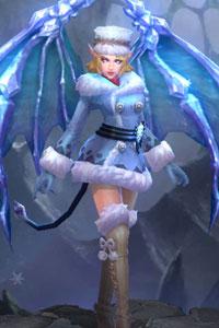 Arena of Valor Snow Angel Veera