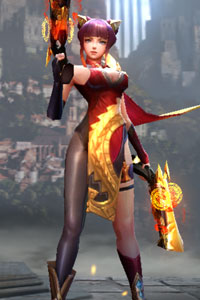 Arena of Valor Fiery Violet