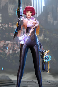 Arena of Valor Sharpshooter Violet