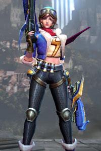 Arena of Valor Pilot Violet