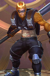 Arena of Valor Agent Wu Kong