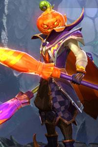 Arena of Valor Halloween Scream Zephys