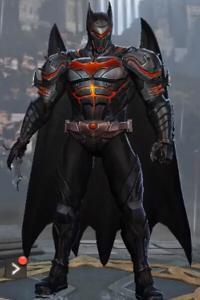 Batman (Hellbat Skin)
