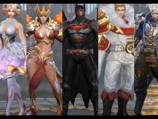 Arena of Valor 2018 Hero Skins