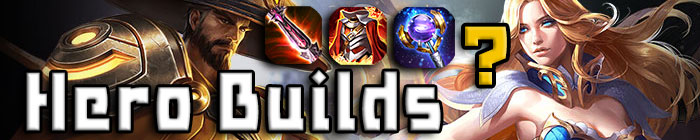Arena of Valor Hero Builds