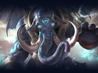 Arena of Valor Chaugnar item builds