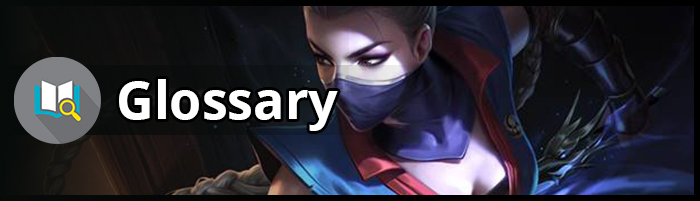 Arena of Valor Glossary