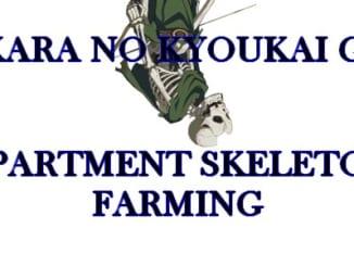 FGO Apartment Skeleton Farming Guide