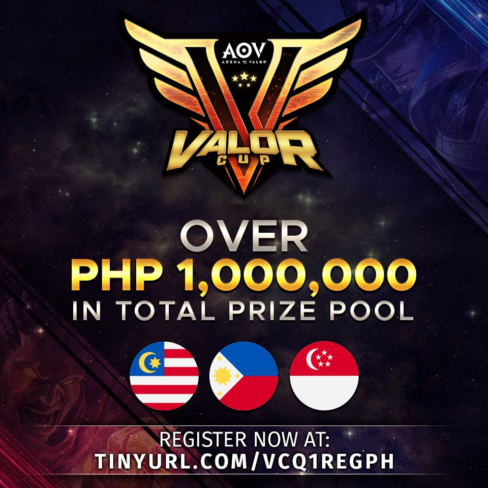 Arena of Valor Regional Cup