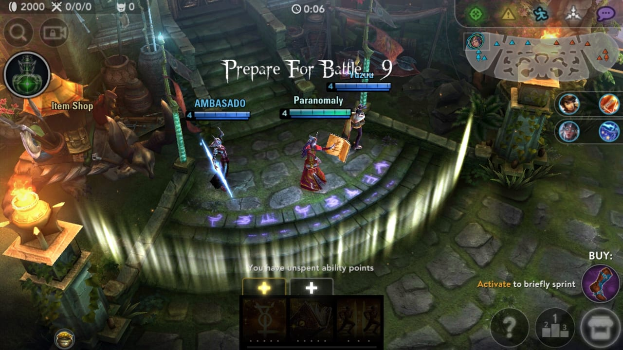 The Exaggerated Features Of Competing Games Allow For Distinct Profiles That A Player Can Easily Distinguish Newer Players To Vainglory However