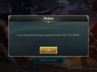 arena of valor bloodlines ban