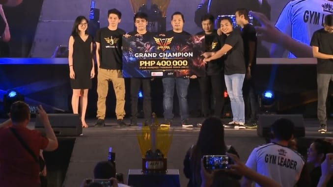 WIL NE - 2018 AOV Valor Cup Season 1 Grand Champions