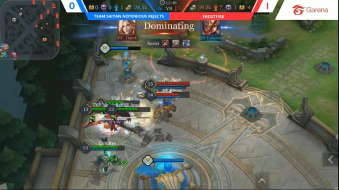 Frost Fire: Valor Cup Season 2 Malaysia Wild Card Finalist