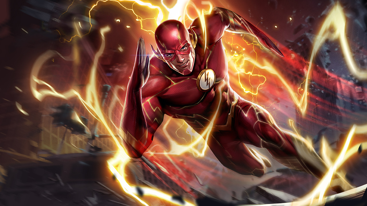 Arena of Valor The Flash