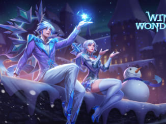 Arena of Valor 2018 Winter Update