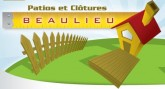 Patios et Clôtures Beaulieu inc. - Patios and Deck Builders (Quebec City,  Quebec, Canada)